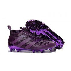 meet af0e0 6d693 Billige Fodboldstøvler Tilbud - Adidas ACE 16+ Purecontrol FG  Fodboldstøvler - Deep Lilla
