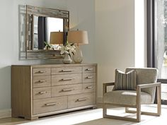 Have a dresser set-up that's worthy of your lovely wardrobe. The Lexington Home Brands Shadow Play Soiree 11 Drawer Dresser is available as the. Dresser Sets, Home, Wood Dresser, Upholstered Seating, Furniture, Lexington Home, Shadow Play, Black Bedroom Furniture, Home Furnishings