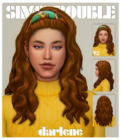 simstrouble is creating CC for The Sims 4 Sims Four, Sims 4 Mm Cc, My Sims, Maxis, Sims 4 Hair Male, Los Sims 4 Mods, The Sims 4 Packs, Sims 4 Dresses, 1950s Dresses