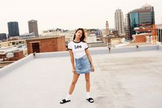 Riot Skirt. #lee #leeairdenim #generalpants