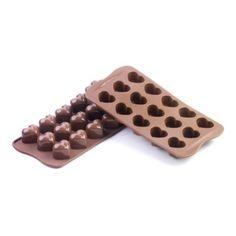 chocolate mold, heart