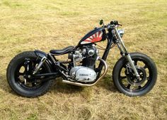 XS650 simplified and plete    wiring       diagram      Electrical