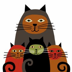 Cats, Society6