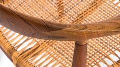 Hans Wegner The chair by Johannes Hansen at Studio Schalling
