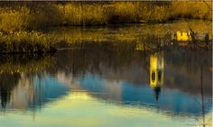 BRINZIO (VA)  riflessi nel laghetto