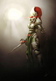 Eldar Banshee by UltimaFatalis on deviantART