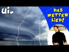 Das Wetter Lied - ich mag Wetter, Wetter, Wetter, Wetter...