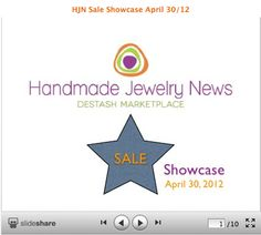See what's up for Sale at HJN Destash Marketplace to buy, sell & trade jewelry craft supplies
