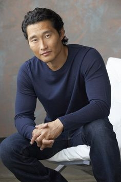 Daniel Dae Kim. I miss LOST every day.