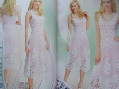 This magazine does not show how to crochet a product step by step, but you will find a lot of ideas. Duplet 146 New Crochet Patterns Ukrainian Russian Magazine April 2013. This magazine for those who know how to crochet and for those who want to learn to crochet. | eBay!