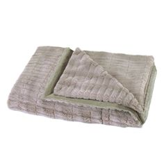 Taupe Fur Blanket:  Lounge in complete comfort and snuggle in style! This gorgeous throw blanket features soft taupe and glorious texture on one side, and on the other you'll discover neutral beige. Makes a Cozy Cover for your Pet's Bed, too!!  Machine wash.