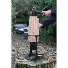 Kindling Cracker Firewood Kindling Splitter Eases The Pain Of Chopping Wood -  #firewood #wood