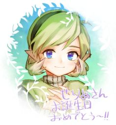 Saria by 마고레 @magore997