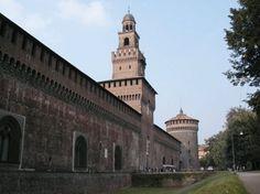 Castello Sforzesco of the Sforza at Milan Fan Wiki, The Borgias, Milan Italy, 16th Century, Valencia, Places Ive Been, Spain, Castle, Building