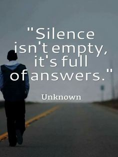 Science Says Silence Is Much More Important To Our Brains Than We Think Wisdom Quotes, Quotes To Live By, Me Quotes, Motivational Quotes, Inspirational Quotes, Daily Qoutes, The Words, Beau Message, Great Quotes