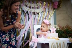 ROYAL PICNIC FIRST BIRTHDAY PARTY — Confetti Momma