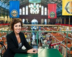City Market is experiencing a renaissance, led by new director Stevi Stoesz.