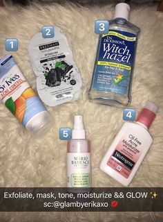 Brilliant Face skin care routine number this is the awesome process to give regular care of your skin. Day and night brilliantly helpful skin care face routine of facial skin care. Skin Care Acne, Face Skin Care, Anti Aging Skin Care, Natural Skin Care, Natural Beauty, Asian Beauty, Skin Care Regimen, Skin Care Tips, Skin Tips