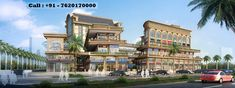 JMS marine square new Commercial Project sector 102 Gurgaon retail shops, food court, hypermarket and multiplex.JMS Developers are offering 12% assured return till Possession with bank Guarantee.Call 7620170000 For More Detail Price.
