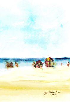 Fishermen in Zanzibar — Gilberto De Martino