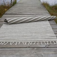 Lovely nordic style Aito-rug available in our webshop www.viitanordic.com