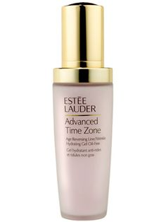 Est�e Lauder Advanced Time Zone Age Reversing Line/Wrinkle Hydrating Gel Review: Skin Care: allure.com
