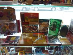 Retrogame Shop Paris Zelda collection (2/3) With some BS Zelda unofficial reproduction