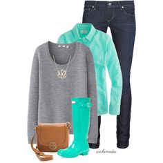 """""""April Showers"""" by archimedes16 on Polyvore"""