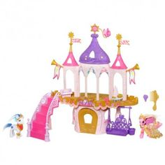 Friendship Is Magic – Royal Wedding Castle Playset. #mylittlepony