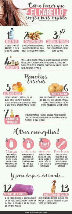 Tips para el cabello Pelo