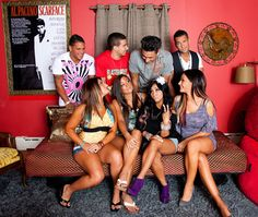 Image shared by Find images and videos about mike, jersey shore and snooki on We Heart It - the app to get lost in what you love. Snooki And Jwoww, Pauly D, Music Tv, Celebs, Celebrities, Reality Tv, Best Tv, Mtv, Movies And Tv Shows
