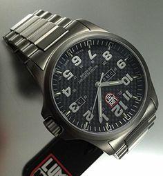 Men's Wrist Watches - Luminox Mens A1922 Atacama Analog Display Quartz Black Watch >>> For more information, visit image link.