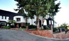 Walt Disney Woking Way Residence In Los Feliz