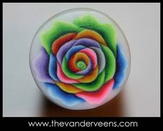 Free Fimo Polymer Clay Projects   Flower caness For kidalski by Veronica by thevanderveens on Etsy