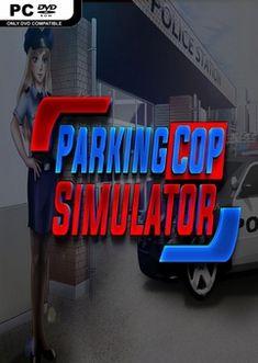 Parking Cop Simulator-ALI213 - Casual Game