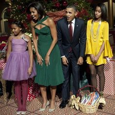 Malia and Sasha Obama's best style moments