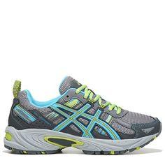 078de9e51 ASICS Women s Gel-Venture 5 Trail Running Shoes (Silver Turquoise) - 9.5