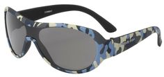Blue Camo Combat Toddler Sunglasses  | The Stork Nest