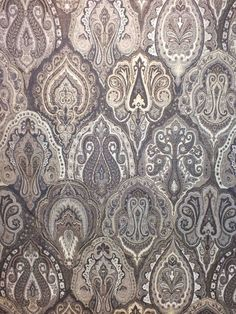 Watts 1874 Babylon silk