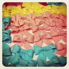 sugar ribbon - I MUST FIND THESE FOR HARLOW'S BIRTHDAY!