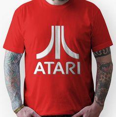Atari Unisex T-Shirt by Redbubble