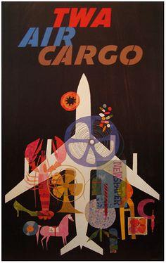 Trans World Airlines - TWA Air Cargo