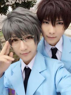 Touya x Yukito (Cardcaptor Sakura cosplay)