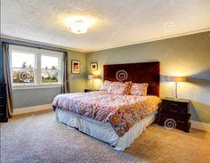 Teppichboden Schlafzimmer Betten Mit Weichen Teppichena