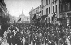 We look back to Red October of 1917, Krasny Oktyabr  in Russian, because it represented the first successful workers revolution in history. It remains the only revolution carried out by the proletariat, whereas many subsequent revolutions (China, Vietnam, Cuba) were based on the peasantry.