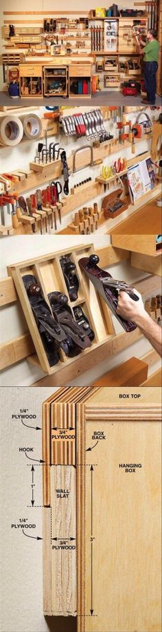 Tool storage of your dreams