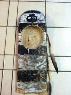 Dream Catcher Skateboard Deck