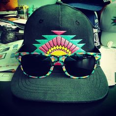 Arizona Tea hat and sunglasses! NEED THIS.