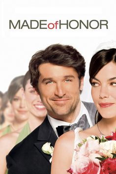 Made of Honor. 5/5 stars. A super cute movie to watch when craving some romance.