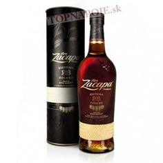 Mnohí odborníci považujú tento rum za najlepší na svete :) Vyskúšajte Zacapa aj vy! http://www.topnapoje.sk/rum-zacapa-centenario-23yo-1l/guatemala